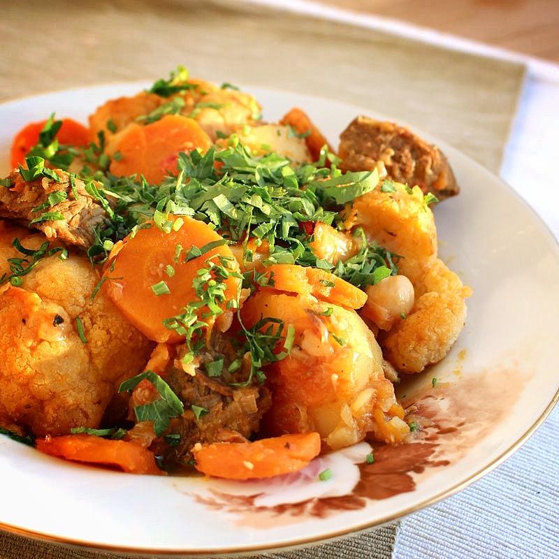 Дымляма, узбекская кухня