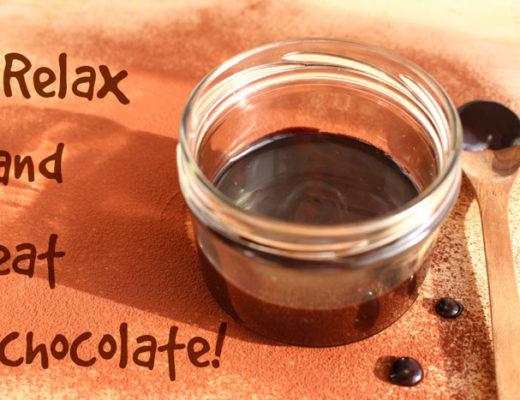 Домашний шоколад - relax and eat chocolate