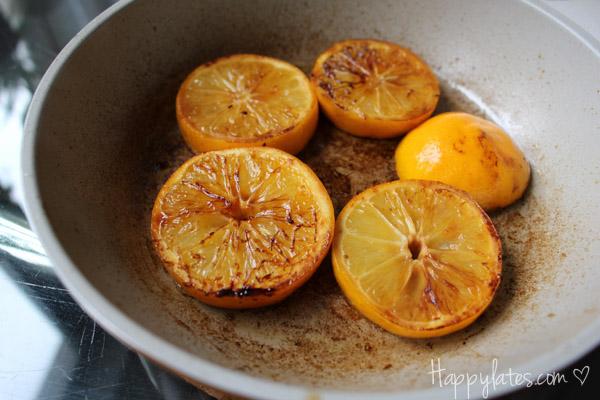 Карамелизованные лимоны