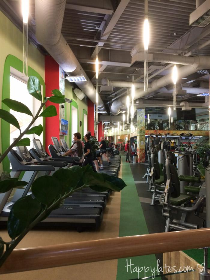 Фитнес-клуб I love fitness, ТРК Вегас